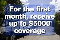 Free Insurance With Up To $2,500 Coverage